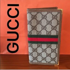 🆕GUCCI LARGE NEW WALLET 💯AUTHENTIC